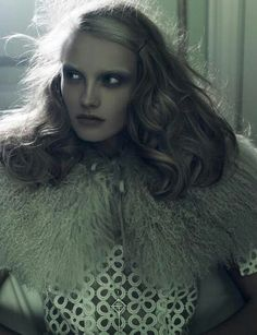 Morning Beauty~Photo by Craig McDean for W magazine