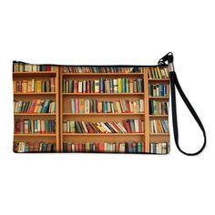 small framed print Clutch Bag on CafePress.com
