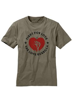 The Love Guerrilla www.crossfashion.net