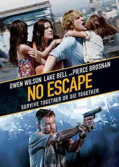 In this nail-biting international thriller, a couple (Owen Wilson and Lake Bell) and their two daughters relocate to Asia, only to find themselves caught in the middle of a dangerous coup. Realizing t