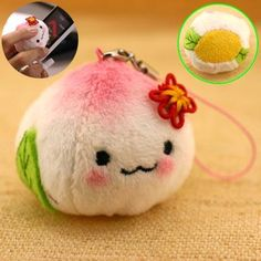 I found 'Strapya World : Juju Chan Plush Doll Cell Phone Cleaner Strap' on Wish, check it out!