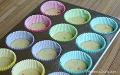 Ice Cream Cupcakes Step 1