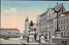 hungary, SOPRON, Szechenyi-ter, Post Office (1910s)