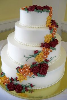 This cake is actually all buttercream! Those yanks can do buttercream like no others!! Clever clogs.