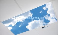 color covers for floresent lights | fluorescent light covers clouds fluorescent light covers sky scapes