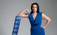 Yes, that is a tower of tampons. And yes, this is a feature about   menstruation. You know, periods. And what's wrong with that, asks   Hannah Betts.