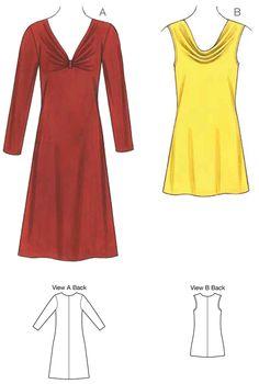 K3652  Dress and Tunic