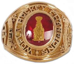 Montreal Canadiens - 1968 Stanley Cup Ring