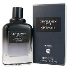 Givenchy Gentlemen Only Intense #Givenchy #Gentlemen #OnlyIntense