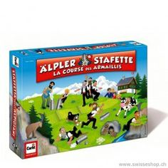 Älpler Stafette / Alpine's shot is a game for children. Funny and pastimes. Games For Kids, Baby, Baseball Cards, Children, Funny, Sports, Games, Games For Children, Young Children