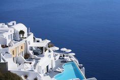 Booking.com: Katikies Hotel - Oia, Grécia
