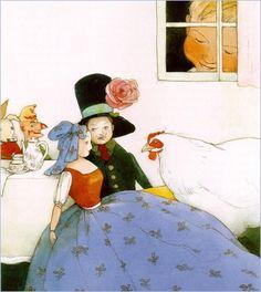 Poupée articulée #contes #maison de poupée