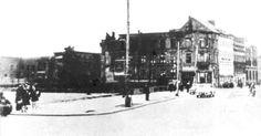 Угол Ленинский-Черняховского 1954 г.