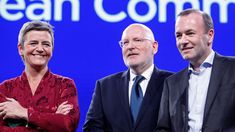 The key posts need to be settled, with centre-left Frans Timmermans tipped to head the Commission. French President, New President, European People, European Council, The Bloc, Media Quotes, Breaking News Today, Latest World News, Image Caption