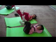 OMazing Kids Yoga - Great web site for kid's yoga. Creative ideas for special needs but also can be applied for all kid's yoga classes. See this Bike pedaling - Up, Up, Up! - yoga with 3 year olds at Educare OKC. So sweet!