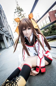 IS (Infinite Stratos) Huang Lingyin