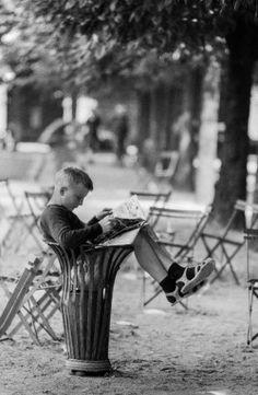 """"""" Enzo Sellerio :: Paris, 1962 / """""""
