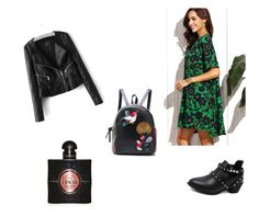 """""""Rockabye baby"""" by sandris29 on Polyvore featuring Yves Saint Laurent"""