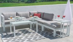 Outdoor Furniture Sets, Outdoor Decor, Home Decor, Graphite, Accent Pillows, House Decorations, Outside Furniture, Decoration Home, Room Decor