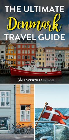 Denmark | Planning a trip to Denmark? Check out this complete Denmark travel guide featuring what to eat, when to go, and the best things to do in Denmark. #denmark