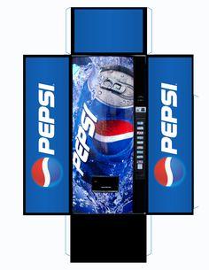 Soda Machine II by MisterBill82