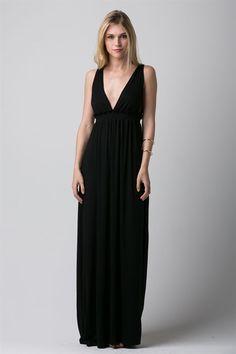 love a good black dress
