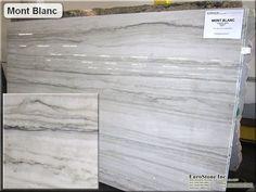 mont blanc quartzite countertops - Google Search