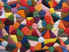 wonderful satin stitch