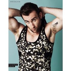 Repost from @givenchyofficial @realmattdavelewis for @attitudemag Styled by @josephkocharian Hair @tomwberry Make up @rhealeriche