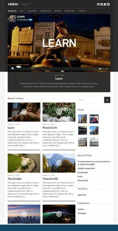 Vidiho WordPress Theme - CSSIgniter