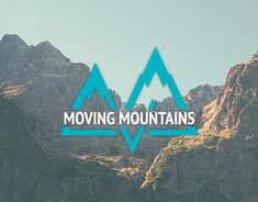 """Check out new work on my @Behance portfolio: """"Moving Mountains Branding"""" http://be.net/gallery/38704615/Moving-Mountains-Branding"""