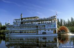 Discovery Riverboat, Fairbanks, Alaska