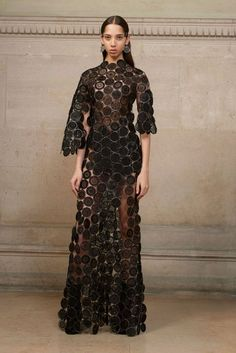 Givenchy Spring/Summer 2017 Couture Collection | British Vogue