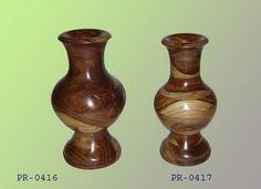 Buy #Flower #Vases Wholesale, A double cap golden flower vase,USA,UK,India. Call us: 91-9818157716