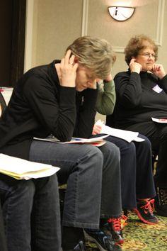 Self-help Ear Reflexology. www.AmericanAcademyofReflexology.com