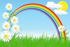 Rainbow Border Stock Photos And Images Emotion Faces, Nature Vector, Framed Wallpaper, Background Drawing, Rainbow Background, Rainbow Aesthetic, Rainbow Art, Pretty Wallpapers, Over The Rainbow