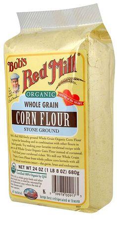 Corn Flour Rosemary Crackers