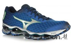 Mizuno Wave Prophecy 4 M pas cher - Chaussures homme running Route & chemin en promo