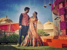 Apart from the limitations of using a phone, Bergerson said he also had to find a couple willing to allow him to shoot their wedding like this. | This Photographer Shot An Indian Wedding Entirely On An iPhone, And It Looks Stunning