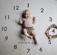 "60.4k Likes, 409 Comments - Audrey Mirabella Roloff (@audreyroloff) on Instagram: ""Our baby girlsie is 4 months old today. This stage is increasingly precious and full of wonder and…"""