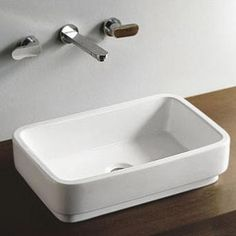 Miami Counter Top Basin 0TH - 550 x 355mm