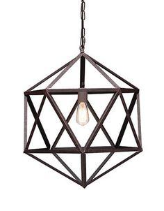Amethyst Ceiling Lamp   Hudson's Bay