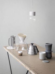 Heidi Lerkenfeldt ⋆ STILLSTARS - CLAUDIA SCHÜLLER getting ready for slow coffee