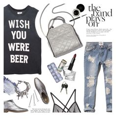"""wish you were beer"" by jesuisunlapin ❤ liked on Polyvore"