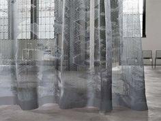 creation baumann perforated fabric - Google Search
