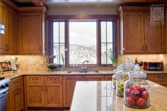 #Kitchen #OviattDesignAssociates