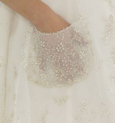 Lovely ~ Chanel (pocket detail)
