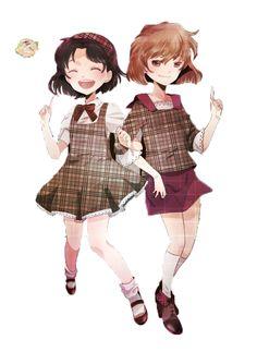 Render 684 - 15.9.2015 - Ai And Ayumi by MizuMiKID