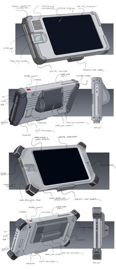 Case Study : Rugged Enterprise Tablet : Empoise Design Studios