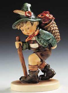 "Hummel figurine ""Flower Vendor"" HUM 381"